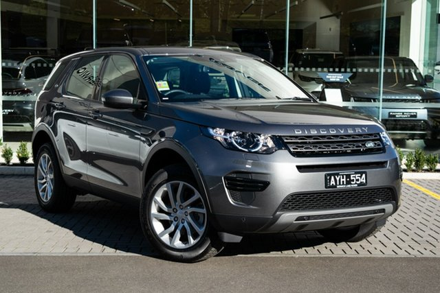 Demonstrator, Demo, Near New Land Rover Discovery Sport TD4 110kW SE, Berwick, 2018 Land Rover Discovery Sport TD4 110kW SE Wagon