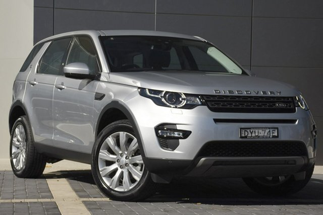 Discounted Demonstrator, Demo, Near New Land Rover Discovery Sport TD4 110kW SE, Narellan, 2018 Land Rover Discovery Sport TD4 110kW SE SUV