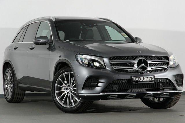Demonstrator, Demo, Near New Mercedes-Benz GLC200 9G-Tronic, Warwick Farm, 2019 Mercedes-Benz GLC200 9G-Tronic SUV
