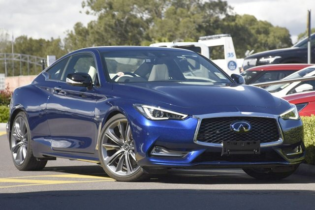 Discounted New Infiniti Q60 Red Sport, Warwick Farm, 2018 Infiniti Q60 Red Sport Coupe