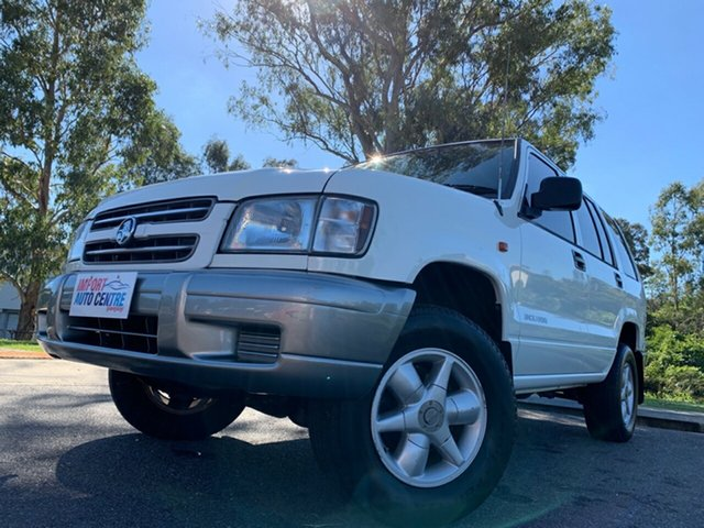 Used Holden Jackaroo, Kingston, 2001 Holden Jackaroo Wagon