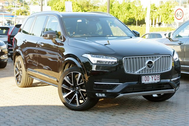 Demonstrator, Demo, Near New Volvo XC90 D5 Geartronic AWD Inscription, Southport, 2018 Volvo XC90 D5 Geartronic AWD Inscription Wagon