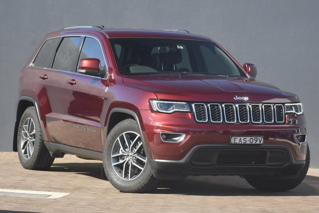 Discounted Demonstrator, Demo, Near New Jeep Grand Cherokee Laredo, Warwick Farm, 2018 Jeep Grand Cherokee Laredo SUV