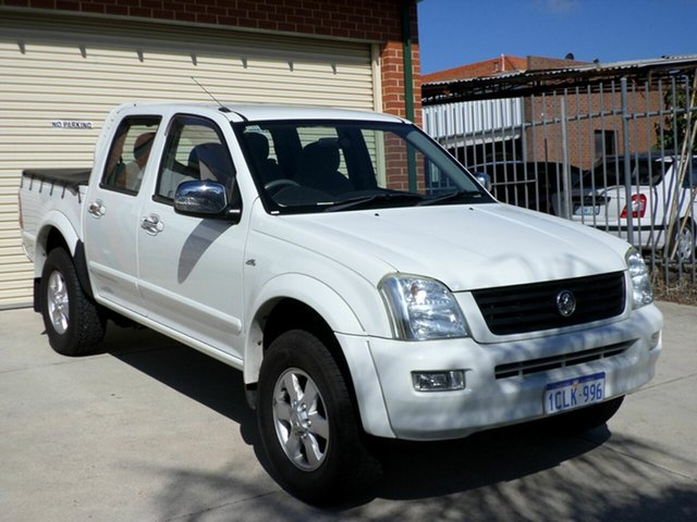 Used Holden Rodeo LT Crew Cab 4x2, Mount Lawley, 2006 Holden Rodeo LT Crew Cab 4x2 Utility