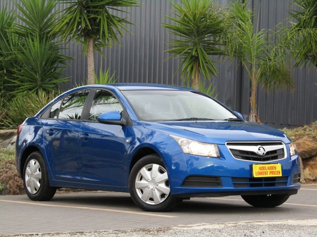 Used Holden Cruze CD, Enfield, 2009 Holden Cruze CD Sedan