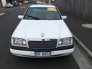 1994 Mercedes-Benz C220 Classic Sedan.