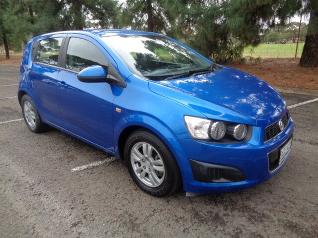 Used Holden Barina CD, Nailsworth, 2013 Holden Barina CD Hatchback
