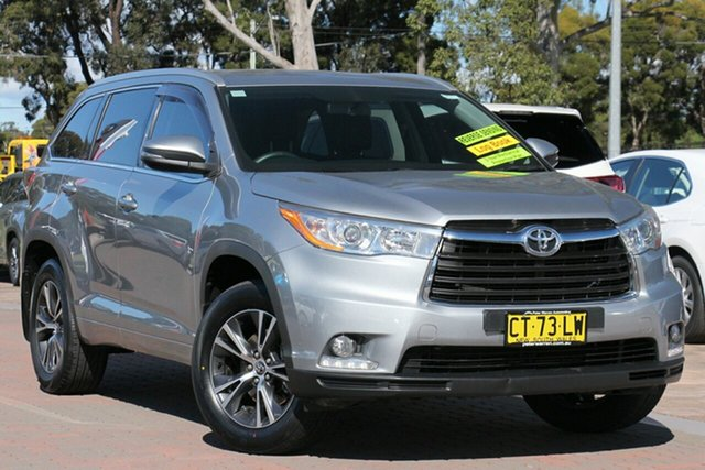 Used Toyota Kluger GXL 2WD, Warwick Farm, 2016 Toyota Kluger GXL 2WD SUV