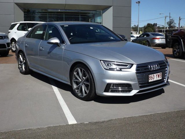 Used Audi A4 Sport S Tronic Quattro, Toowoomba, 2015 Audi A4 Sport S Tronic Quattro Sedan