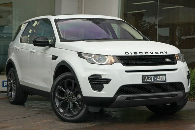 Used Land Rover Discovery Sport Si4 177kW SE, Doncaster, 2018 Land Rover Discovery Sport Si4 177kW SE Wagon