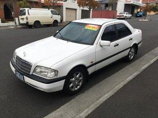 1994 Mercedes-Benz C220 Classic Sedan.