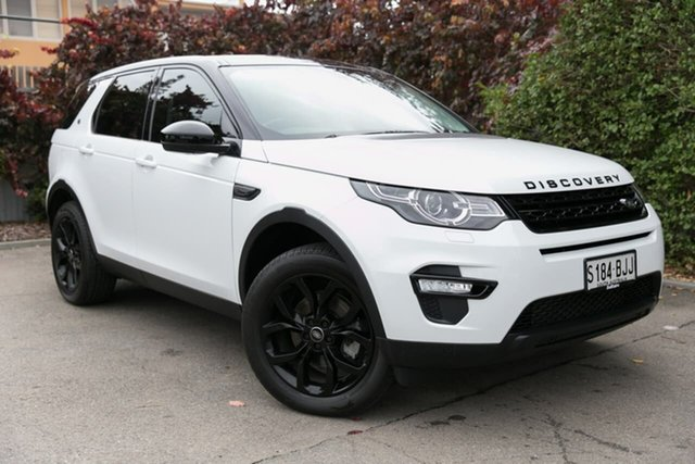 Used Land Rover Discovery Sport Td4 HSE, Hawthorn, 2015 Land Rover Discovery Sport Td4 HSE Wagon