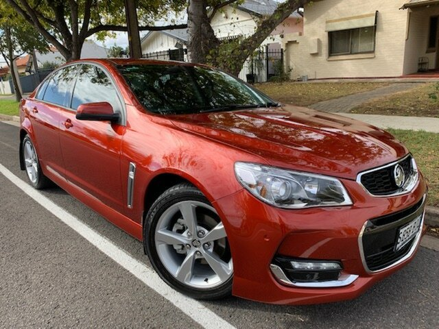 Used Holden Commodore SV6, Cheltenham, 2015 Holden Commodore SV6 Sedan