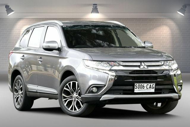 Used Mitsubishi Outlander LS 4WD, Nailsworth, 2017 Mitsubishi Outlander LS 4WD Wagon