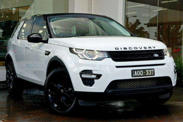 Used Land Rover Discovery Sport SD4 HSE, Doncaster, 2015 Land Rover Discovery Sport SD4 HSE Wagon