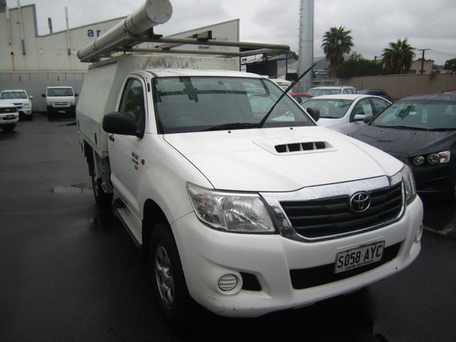 Used Toyota Hilux SR, St Marys, 2013 Toyota Hilux SR Cab Chassis