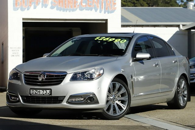 Used Holden Calais V, Brookvale, 2014 Holden Calais V Sedan