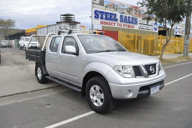 Used Nissan Navara ST (4x4), Hoppers Crossing, 2010 Nissan Navara ST (4x4) Dual Cab Pick-up