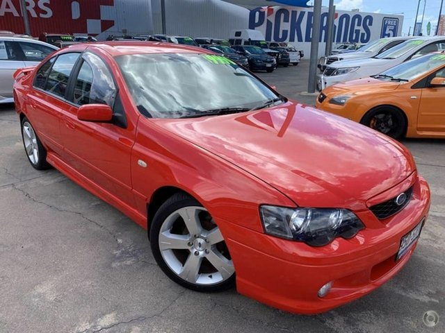 Used Ford Falcon XR6, Mundingburra, 2005 Ford Falcon XR6 Sedan