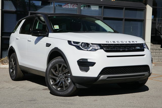 New Land Rover Discovery Sport SD4 SE, Osborne Park, 2019 Land Rover Discovery Sport SD4 SE Wagon