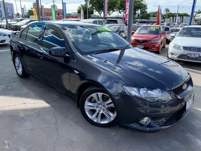 Used Ford Falcon XR6, Mundingburra, 2011 Ford Falcon XR6 Sedan