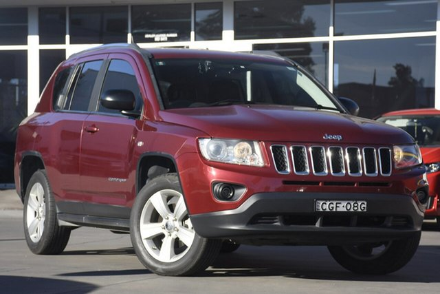 Used Jeep Compass Sport, Warwick Farm, 2012 Jeep Compass Sport SUV