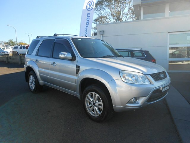 Used Ford Escape, Nowra, 2010 Ford Escape Wagon