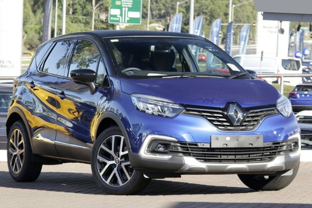 Discounted Demonstrator, Demo, Near New Renault Captur S-Edition EDC, Warwick Farm, 2018 Renault Captur S-Edition EDC Hatchback