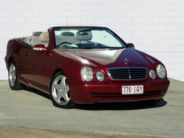Used Mercedes-Benz CLK430 Avantgarde, Moorooka, 2001 Mercedes-Benz CLK430 Avantgarde Cabriolet