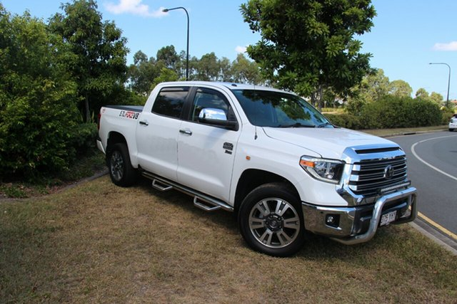 Discounted Demonstrator, Demo, Near New Toyota Tundra 1794, Glanmire, 2017 Toyota Tundra 1794 Crewcab