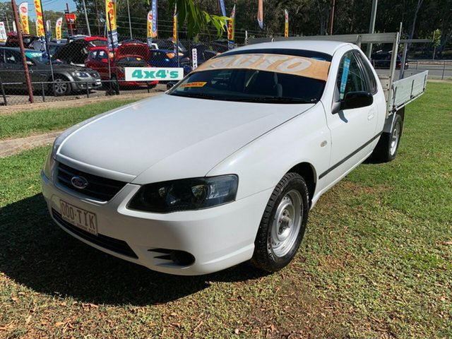 Used Ford Falcon XL, Clontarf, 2008 Ford Falcon XL Cab Chassis
