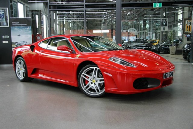 Used Ferrari F430 F1, North Melbourne, 2007 Ferrari F430 F1 Coupe