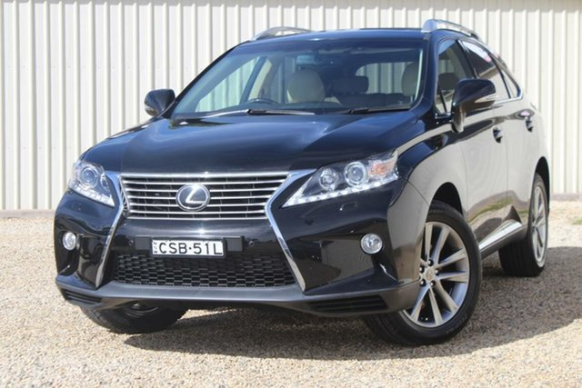Used Lexus RX350 Sports Luxury, Narellan, 2014 Lexus RX350 Sports Luxury Wagon