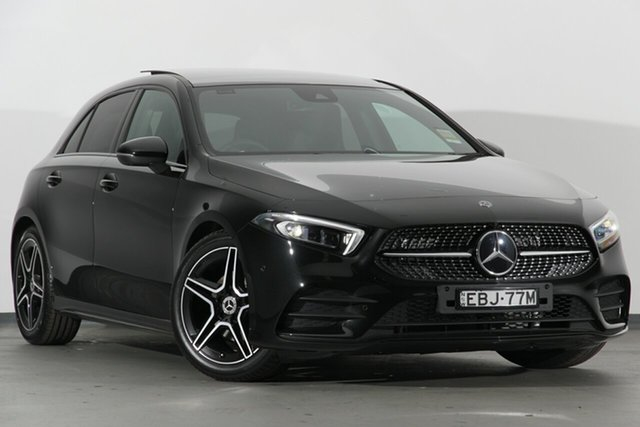 Demonstrator, Demo, Near New Mercedes-Benz A180 D-CT, Southport, 2019 Mercedes-Benz A180 D-CT Hatchback
