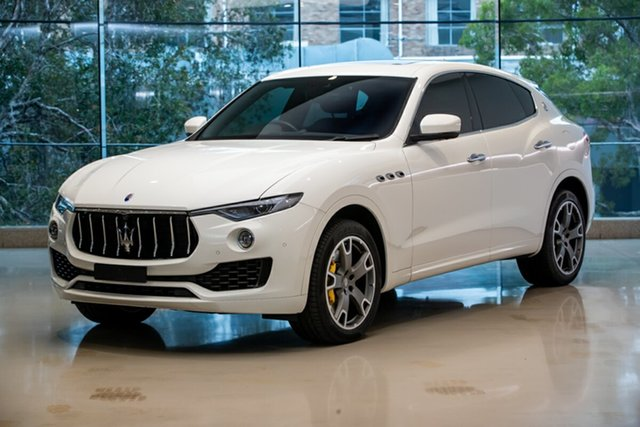 Used Maserati Levante S Q4, Waterloo, 2017 Maserati Levante S Q4 Wagon
