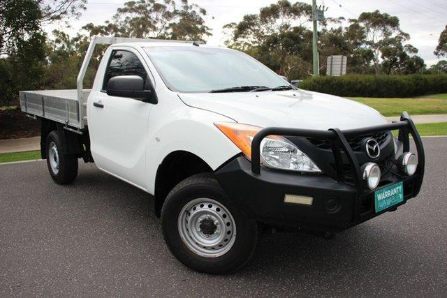 Used Mazda BT-50 XT 4x2 Hi-Rider, Officer, 2014 Mazda BT-50 XT 4x2 Hi-Rider Cab Chassis