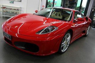 2007 Ferrari F430 F1 Coupe.