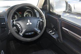 2014 Mitsubishi Pajero VR-X SUV.