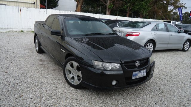Used Holden Crewman Thunder SS, Seaford, 2006 Holden Crewman Thunder SS Utility