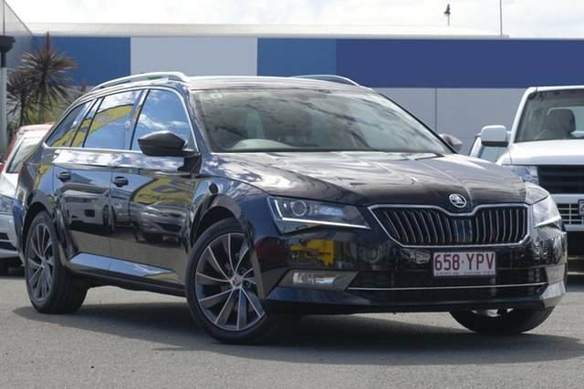 Used Skoda Superb 162TSI DSG, Bowen Hills, 2016 Skoda Superb 162TSI DSG Wagon
