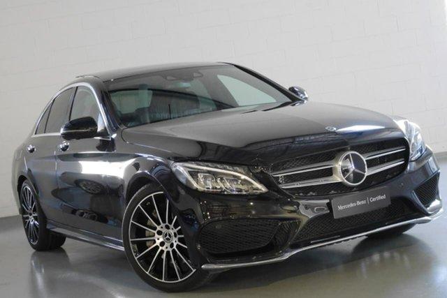 Used Mercedes-Benz C300 9G-Tronic, Warwick Farm, 2018 Mercedes-Benz C300 9G-Tronic Sedan
