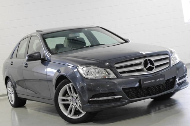 Used Mercedes-Benz C200 CDI BlueEFFICIENCY 7G-Tronic +, Warwick Farm, 2011 Mercedes-Benz C200 CDI BlueEFFICIENCY 7G-Tronic + Sedan