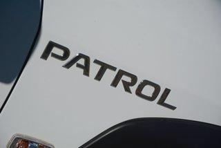 2007 Nissan Patrol DX (4x4) Leaf Cab Chassis.