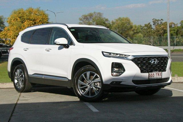 Used Hyundai Santa Fe Elite, Indooroopilly, 2018 Hyundai Santa Fe Elite Wagon
