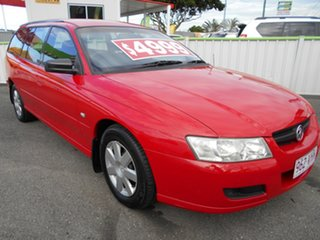 2006 Holden Commodore Executive Wagon.