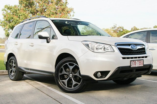 Used Subaru Forester 2.5i-S Lineartronic AWD, Indooroopilly, 2013 Subaru Forester 2.5i-S Lineartronic AWD Wagon