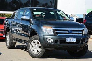 2014 Ford Ranger XLT 3.2 (4x4) Dual Cab Utility.