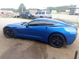 2016 Chevrolet Corvette Stingray Coupe.