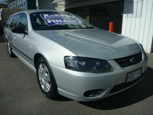 Used Ford Falcon XT, Edwardstown, 2007 Ford Falcon XT Wagon