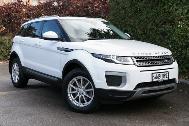 Used Land Rover Range Rover Evoque TD4 150 Pure, Hawthorn, 2017 Land Rover Range Rover Evoque TD4 150 Pure Wagon